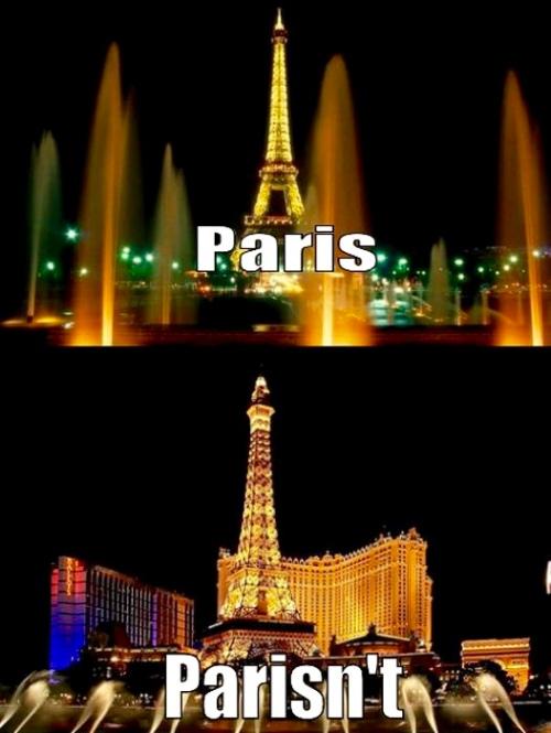 paris city pun
